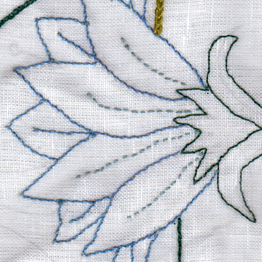 Embroidery Update Hannah Sutherland